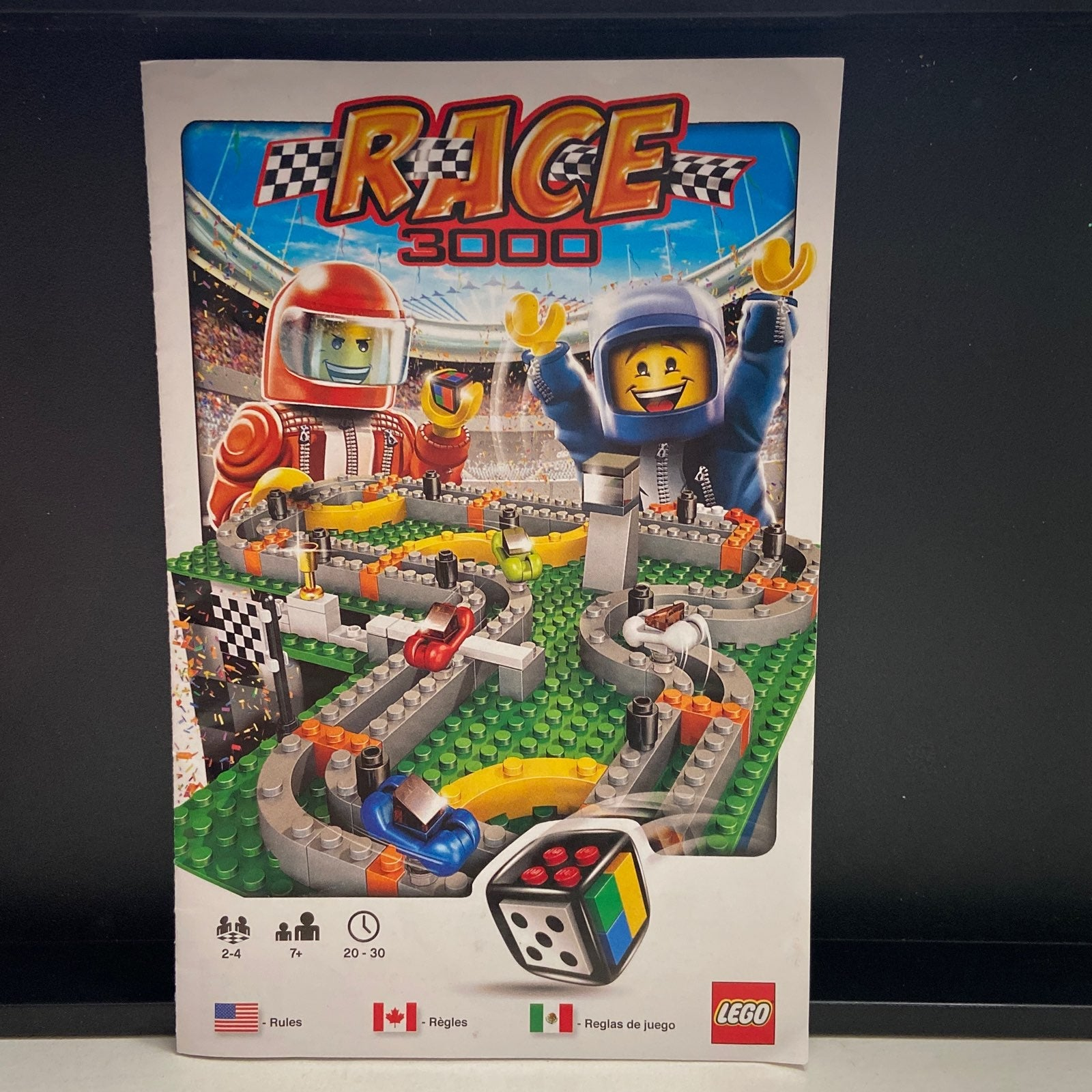 LEGO game 3839