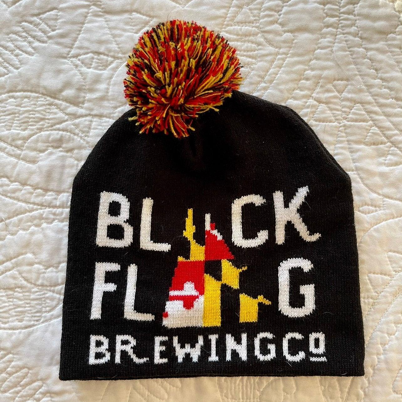 Black Flag Brewing Co. Maryland Beanie