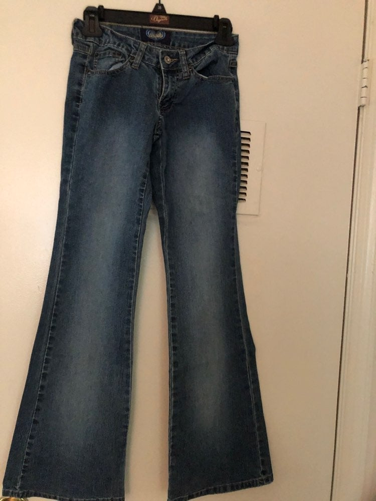 Women's Angels boot cut Jeans, Size 1