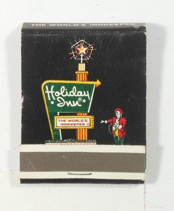 Matchbook - Holiday Inn Wausau