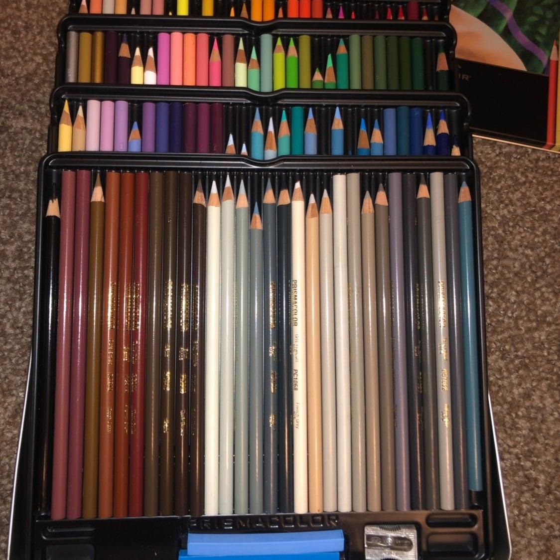 Professional Prismacolor 120 Art Pencils