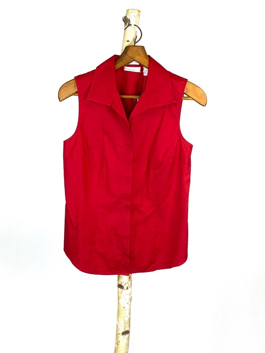 Chico's Red Tank