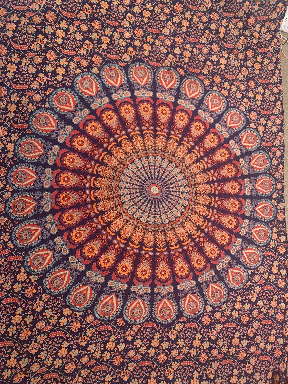 Mandala Boho Tapestry