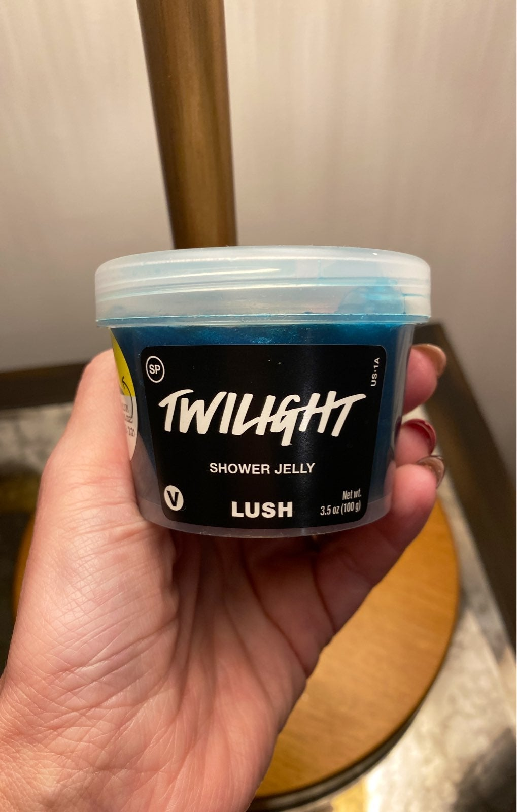 LUSH New 3.5oz TWILIGHT Shower Jelly