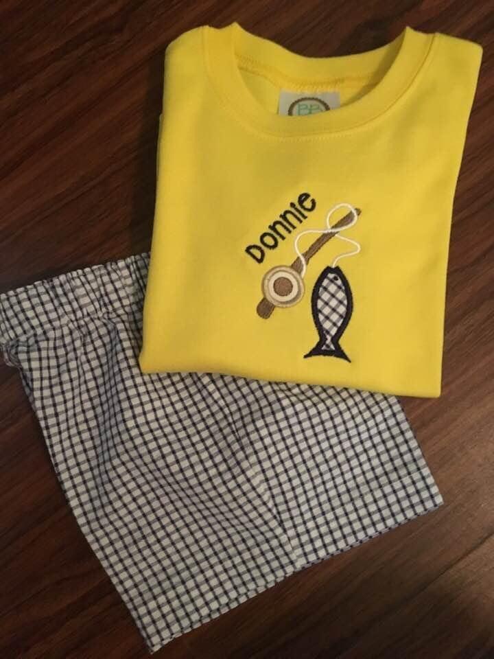 Boys shorts set..NWOT