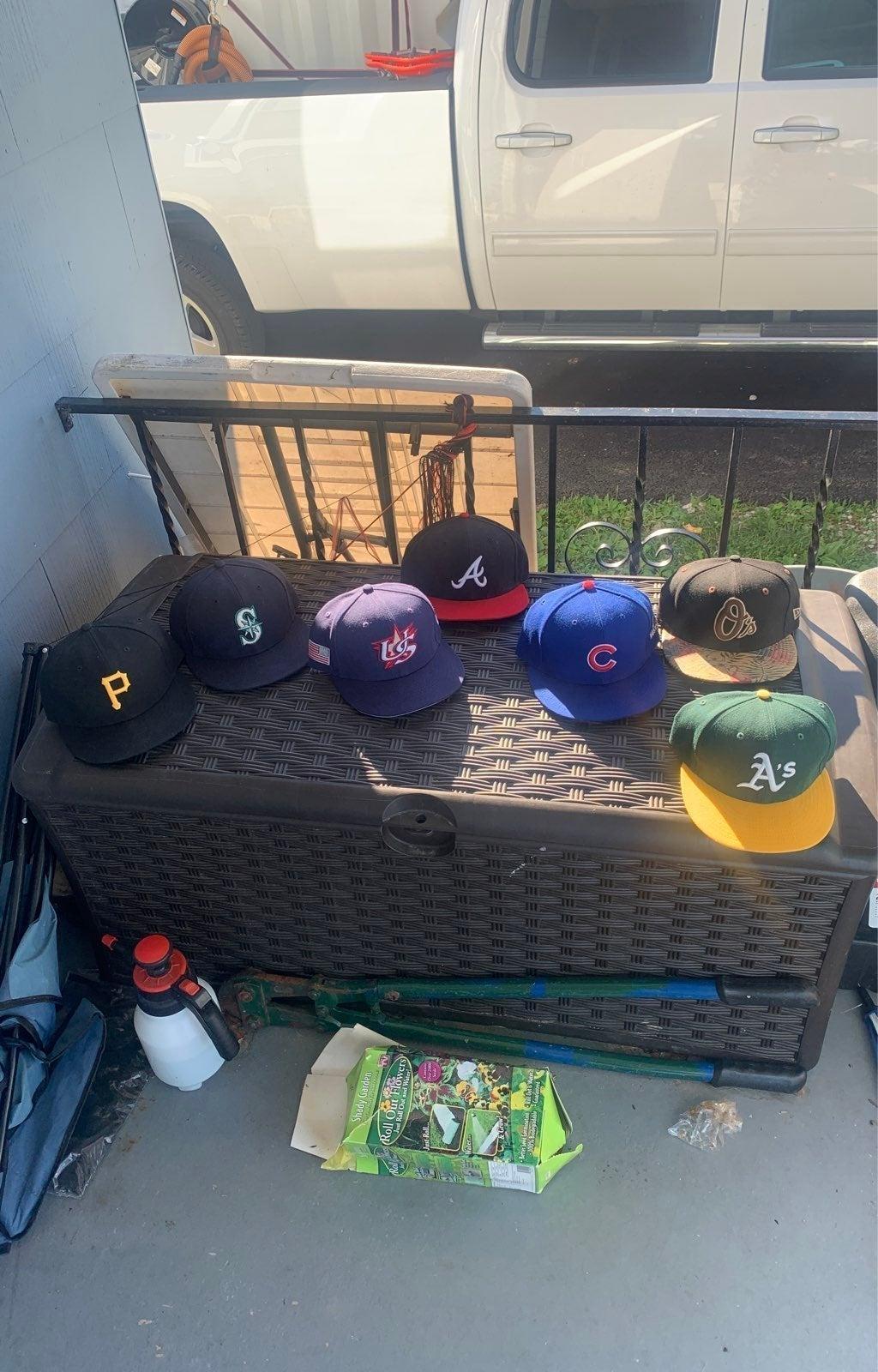 New Era Hat lot of 5