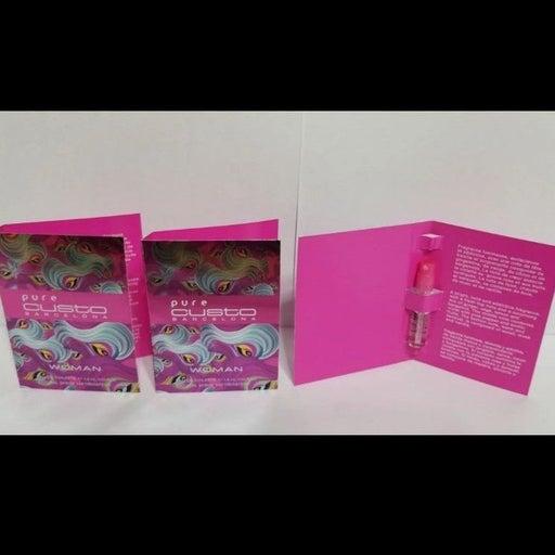 Pure Custo Barcelona Perfume Sample  ×3