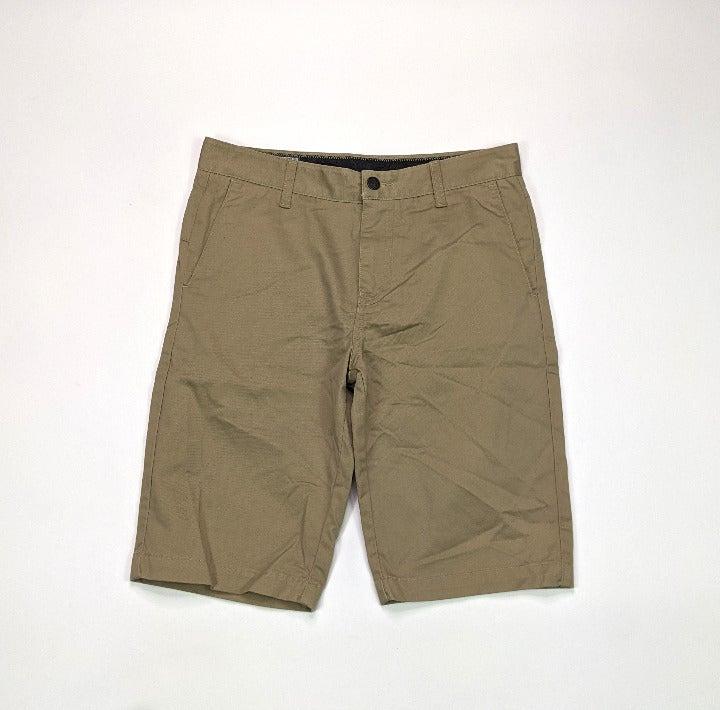 Volcom Vmonty Chino Size 30 Khaki Shorts