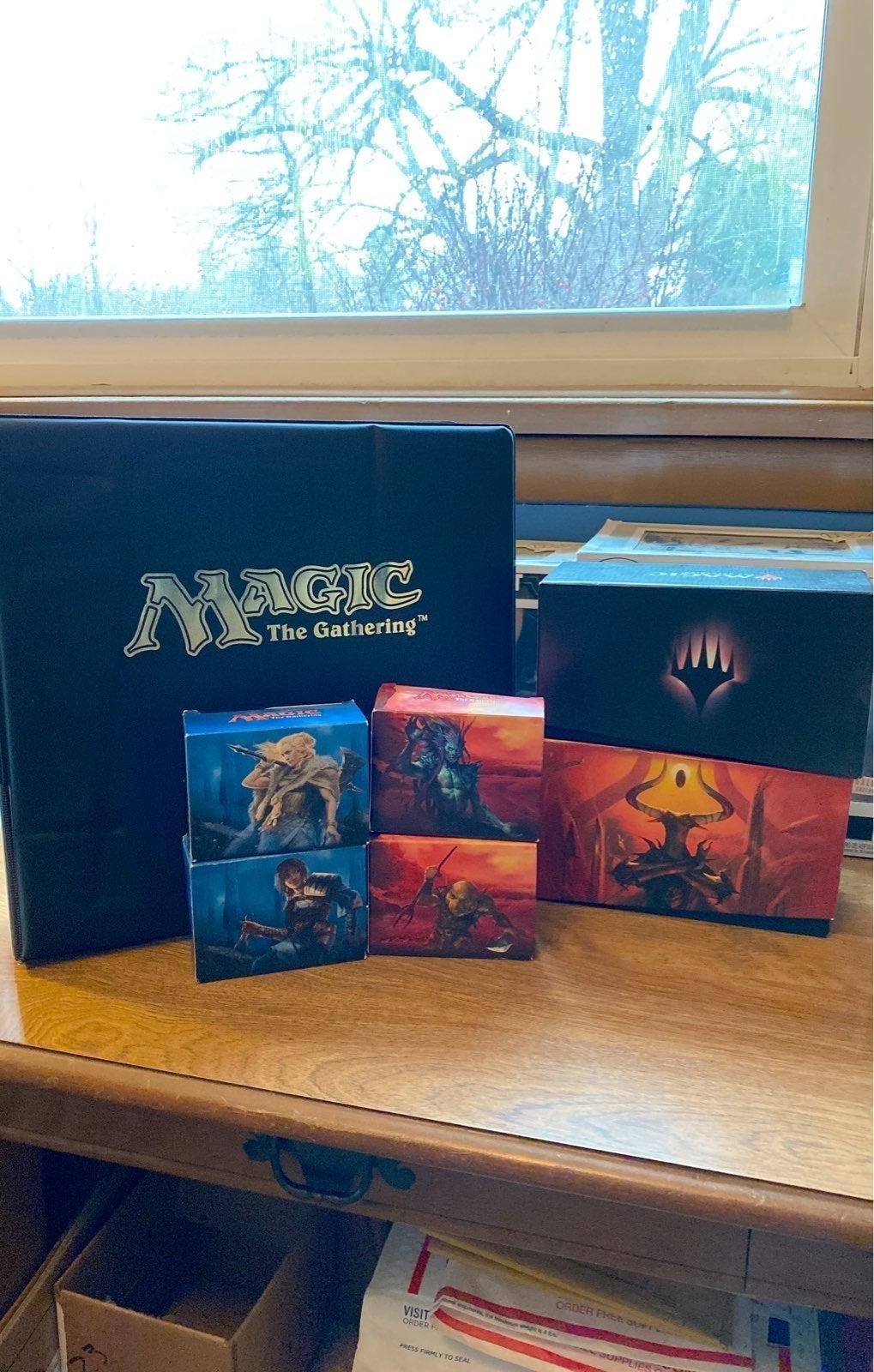Magic: The Gathering lot
