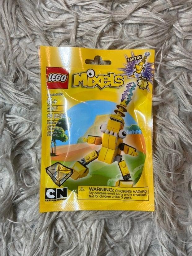 Lego Mixels Rare Zaptor Series 1 NEW