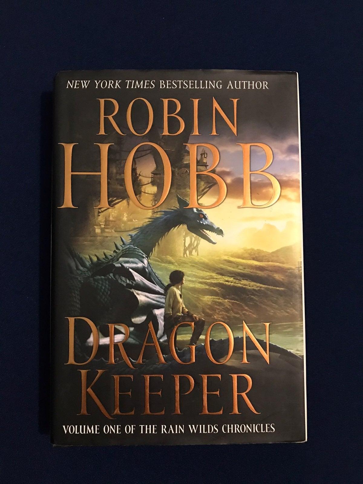 Dragon keeper book