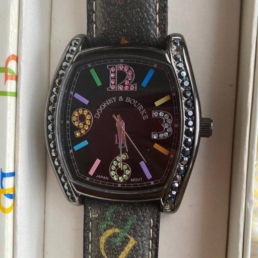 Dooney & Bourke Signature Watch