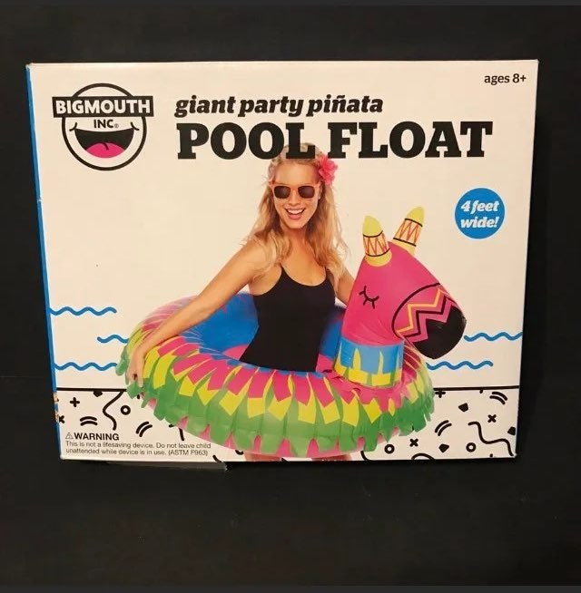 Giant Big Mouth beach pool Float