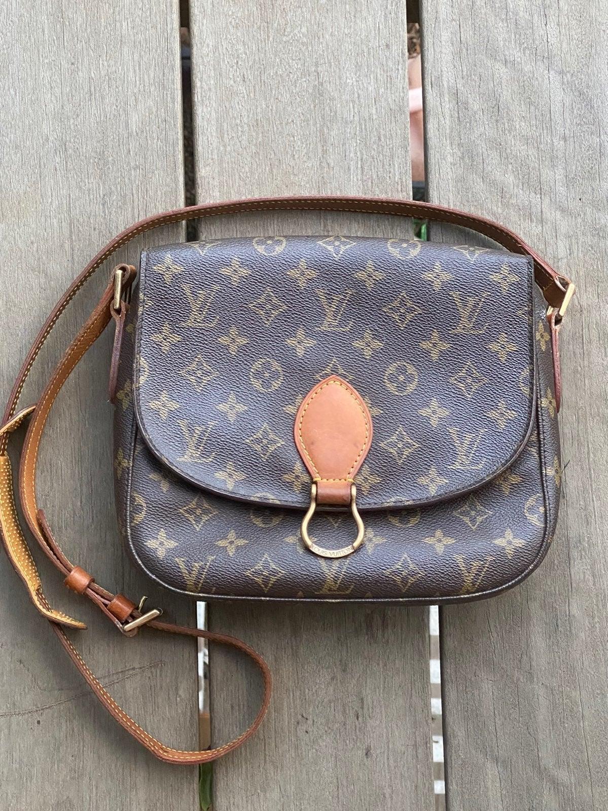 Authentic Louis Vuitton Saint Cloud GM