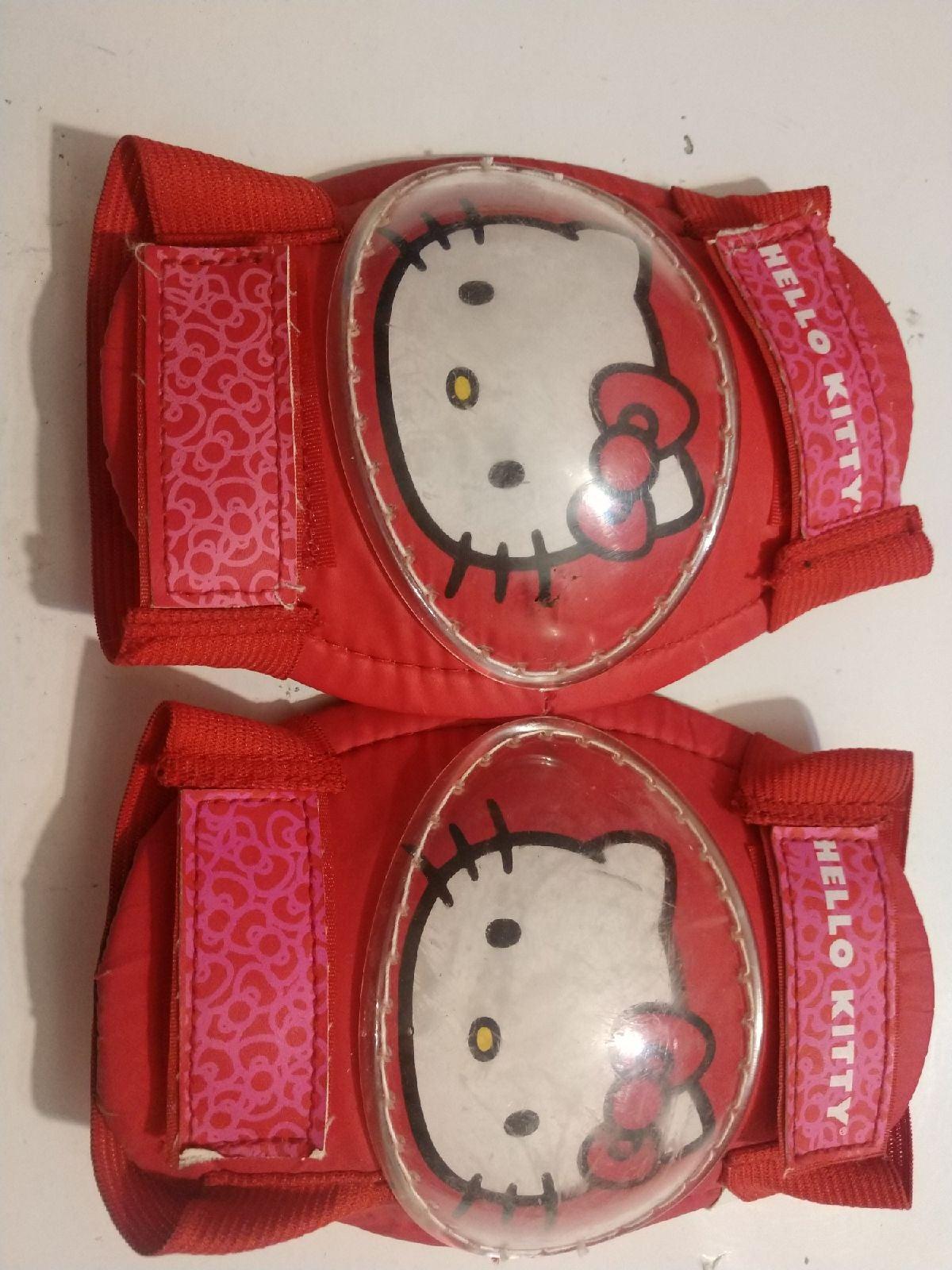 Hello Kitty Skating Knee Pads Protection