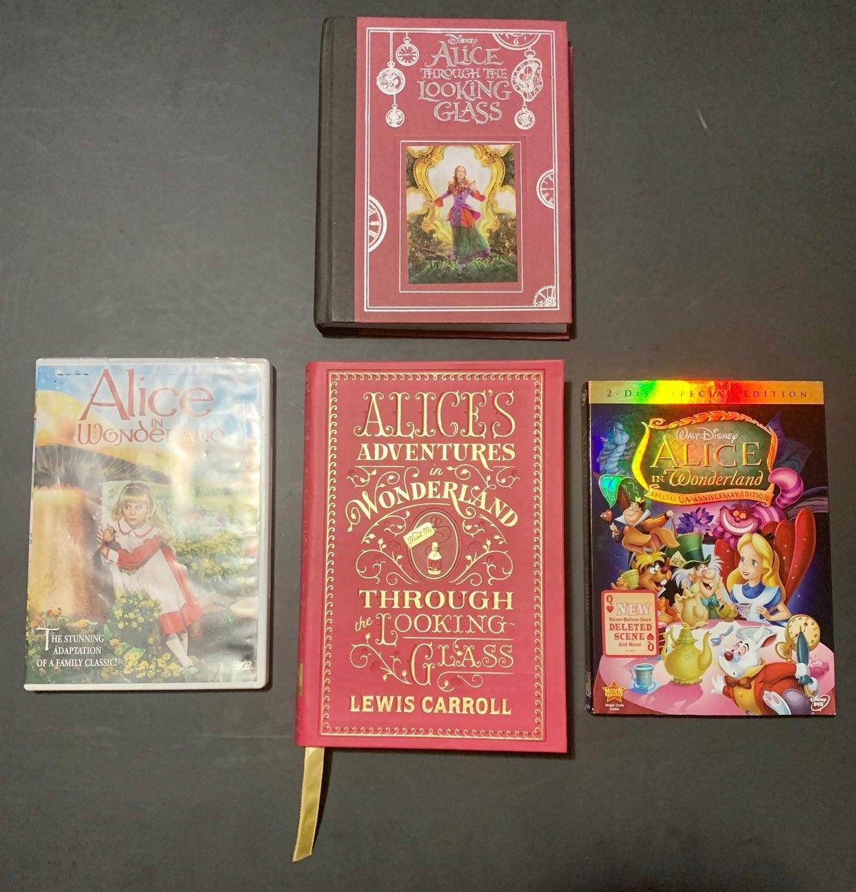 Alice in Wonderland Bundle