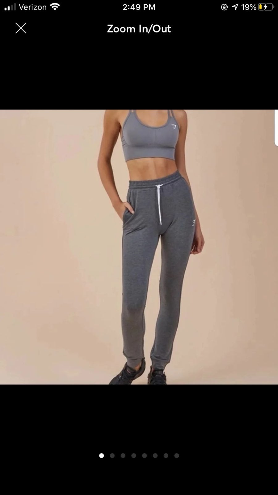 gymshark solace joggers