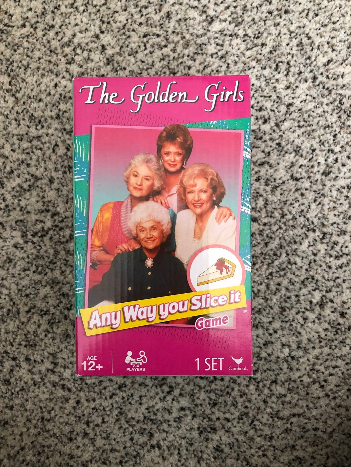 Golden Girls Game