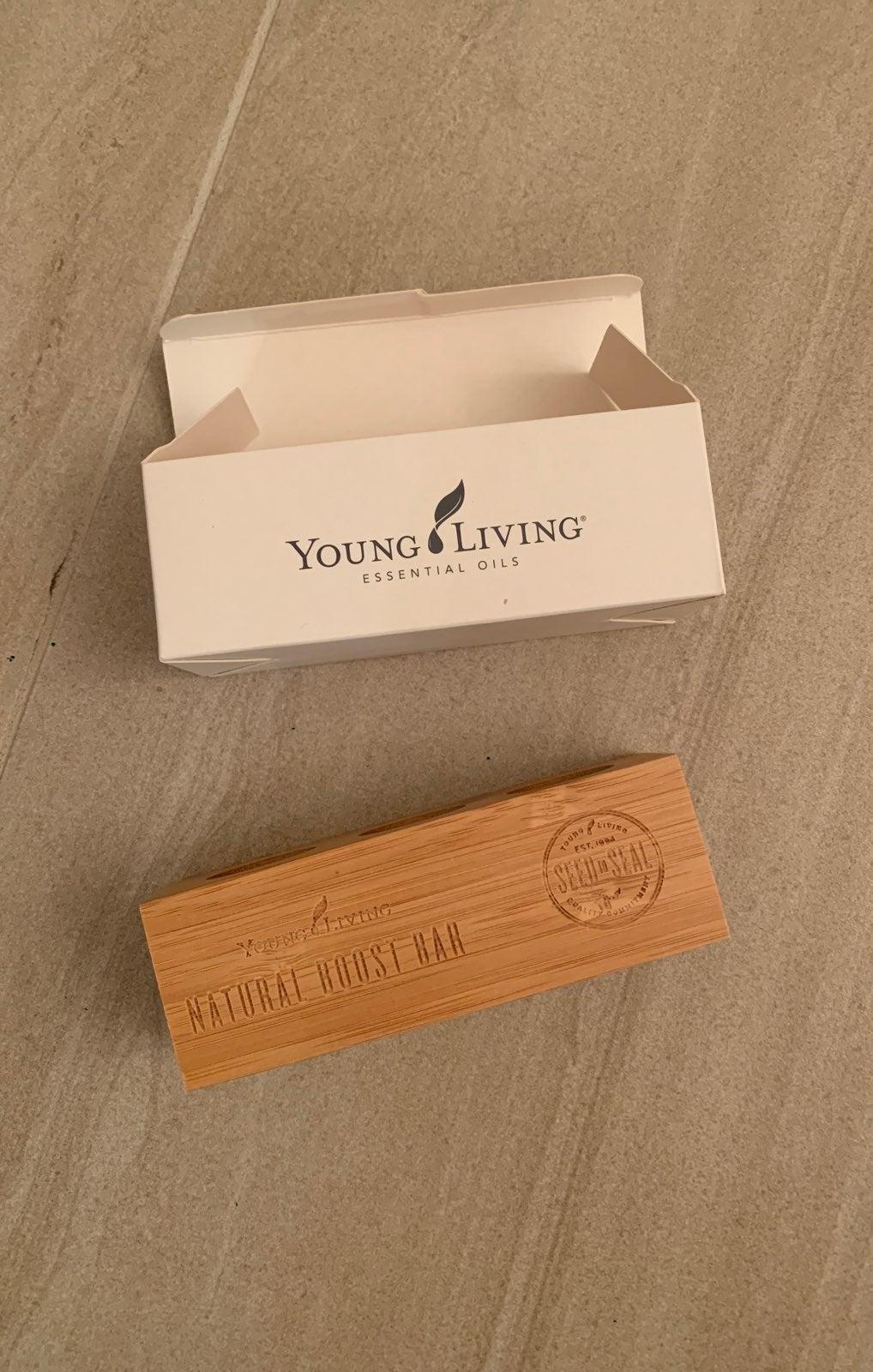 Young Living Natural Boost Bar