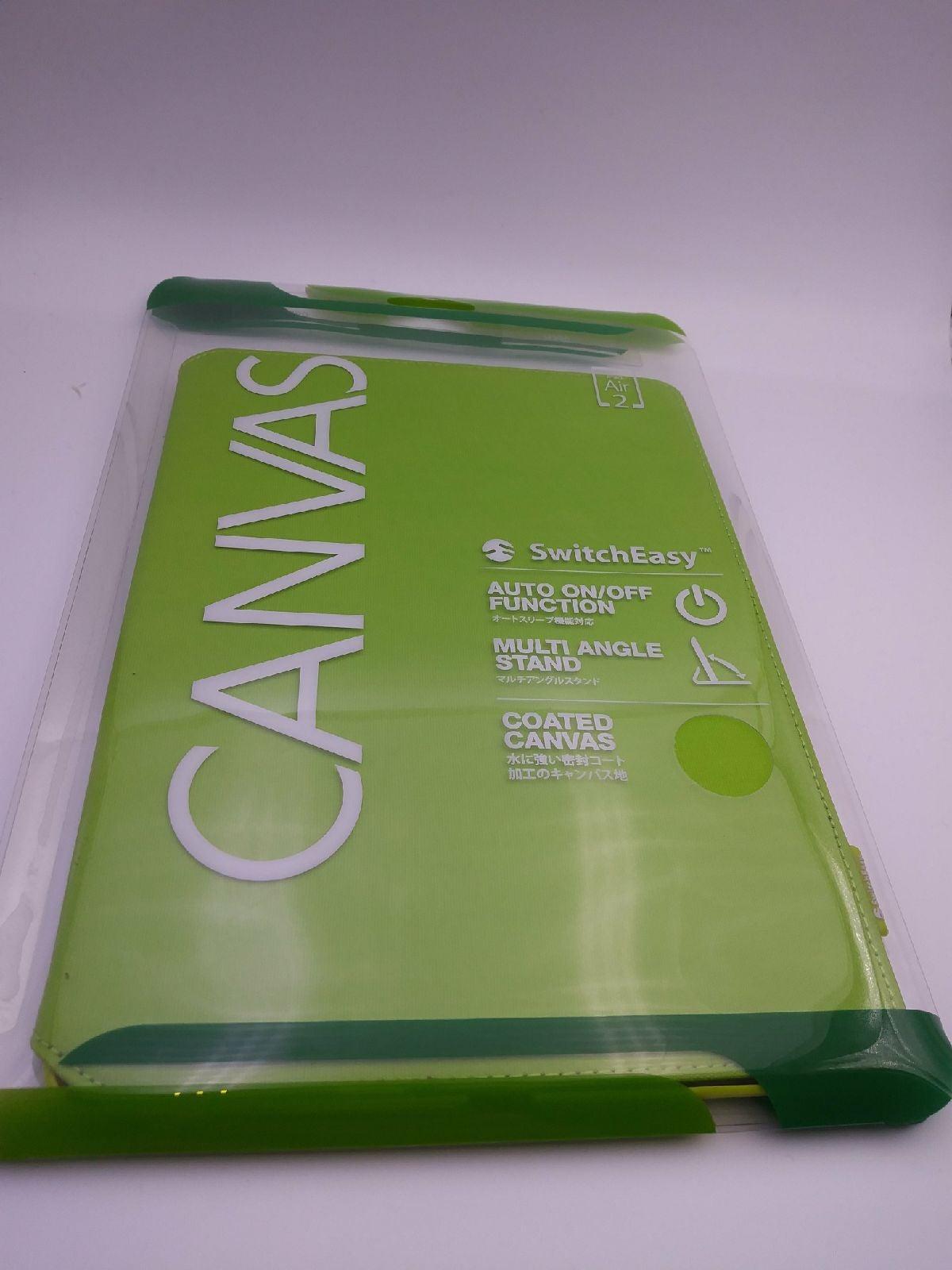 Canvas case ipad Air 2