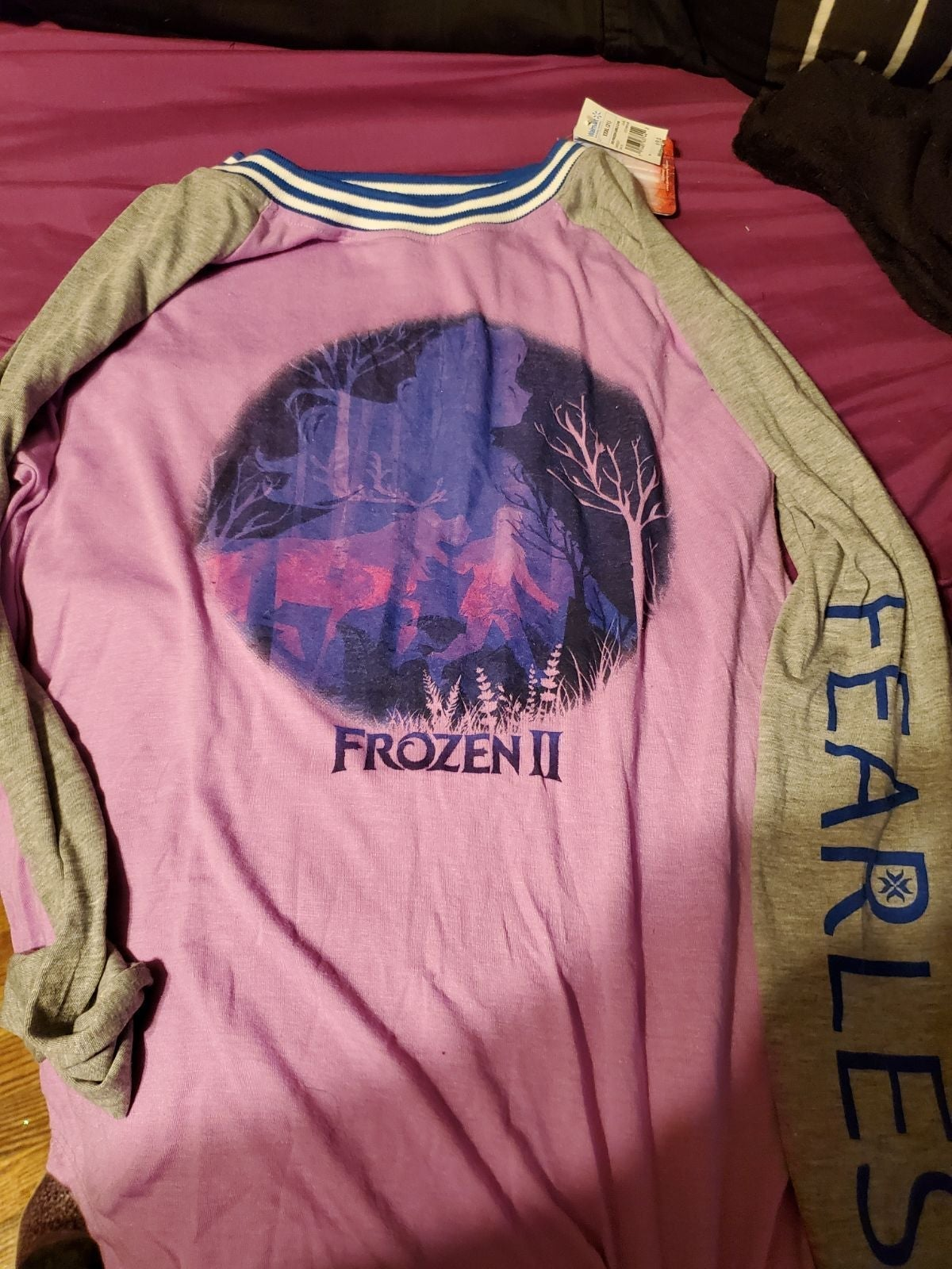 Frozen tshirt