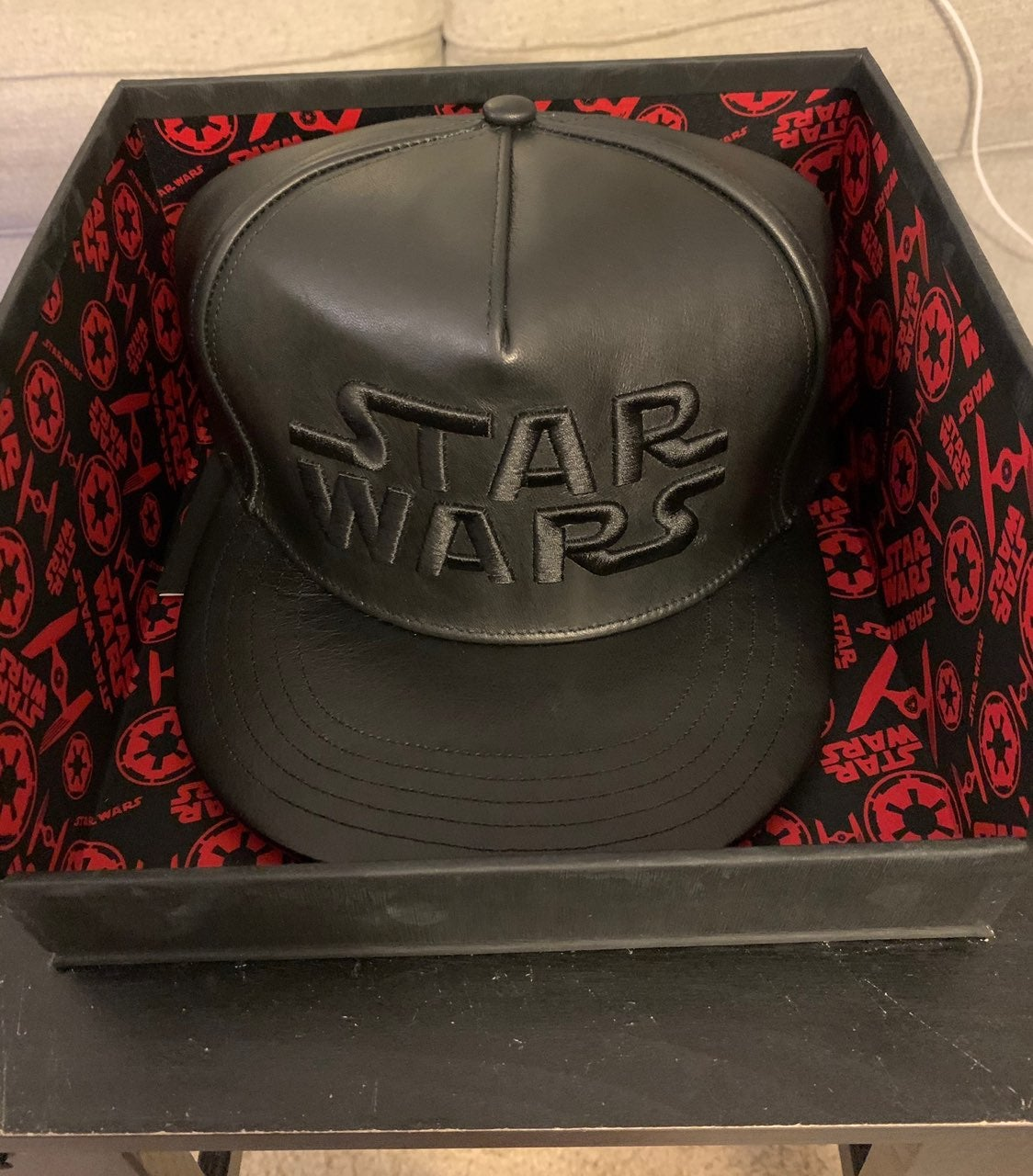 Star Wars Limited Edition Leather Hat