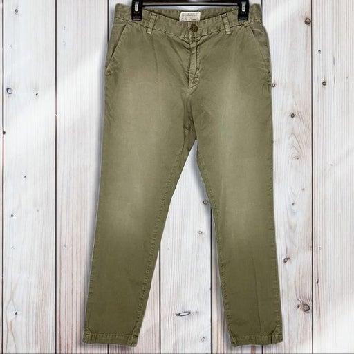 Current/Elliot   Vintage Army Buddy Trousers   Sz 27