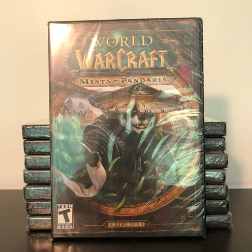 World of Warcraft Mists of Pandaria NEW
