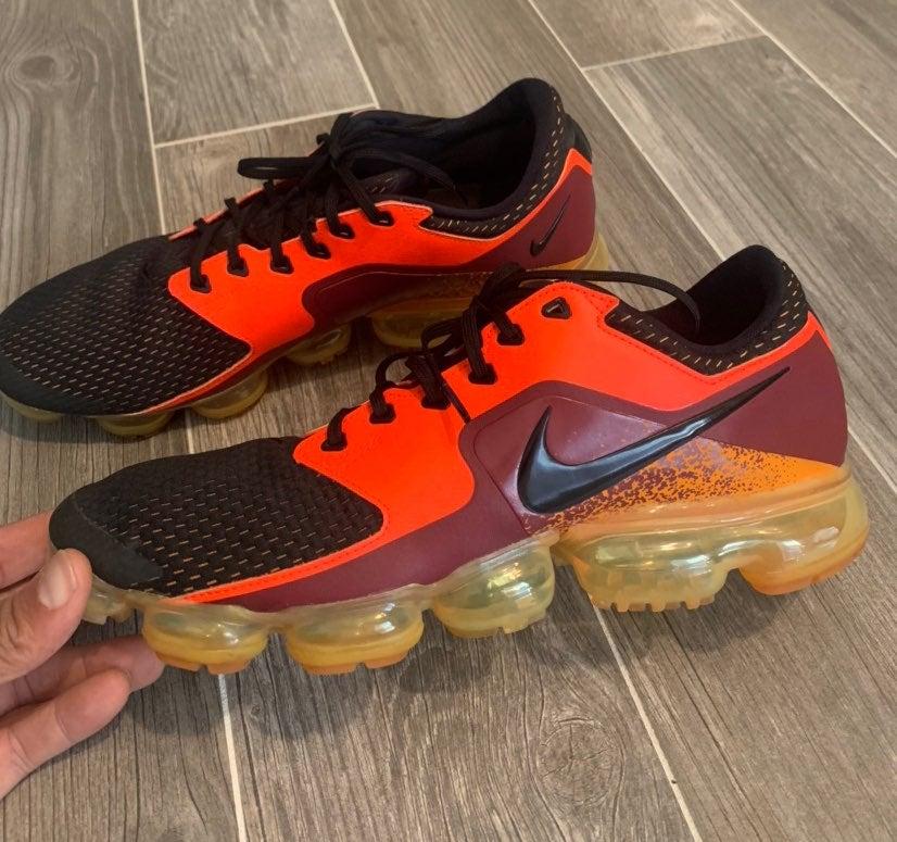 Nike Air VaporMax CS Total Crimson Black