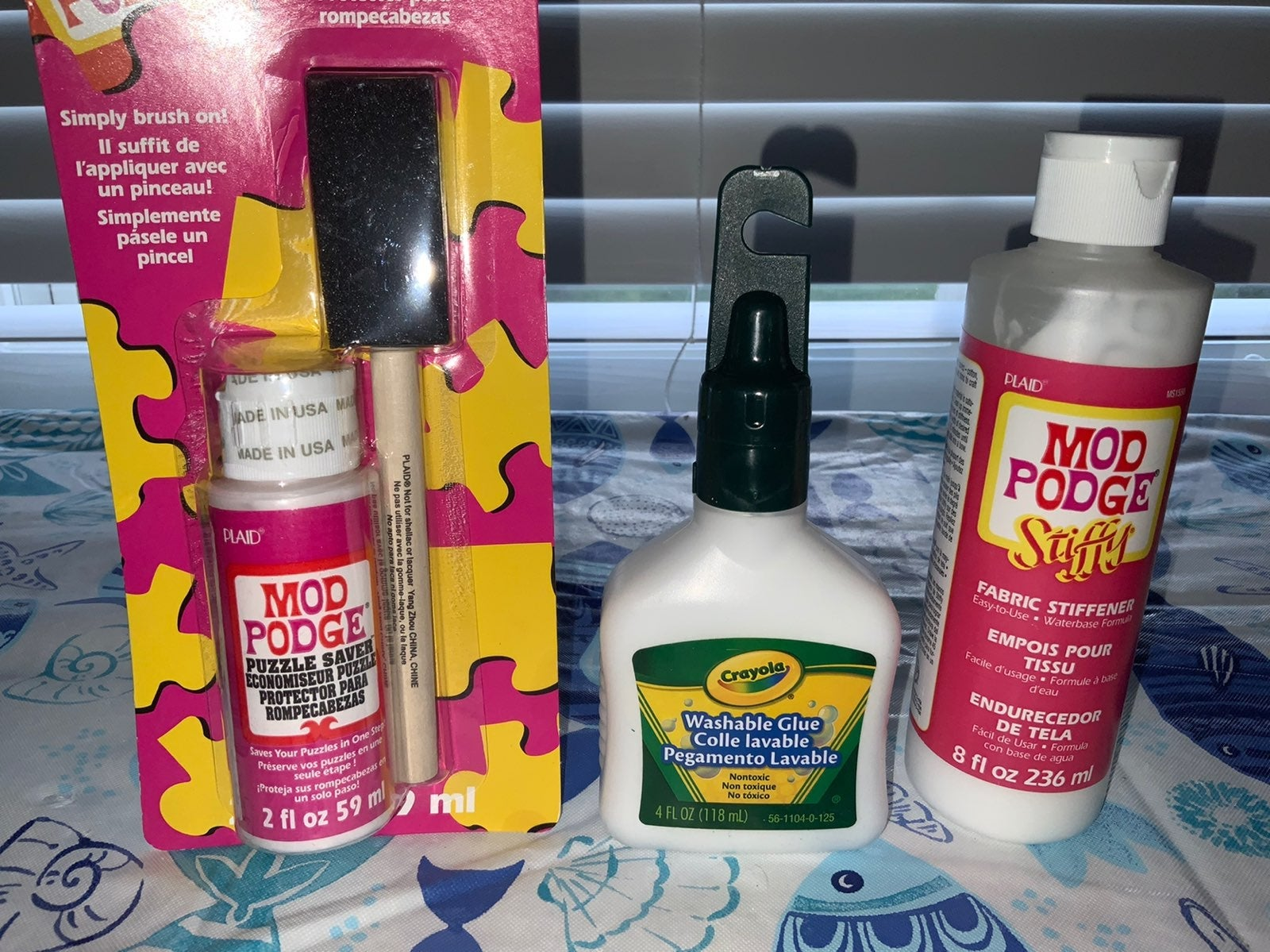 Mod podge glue bundle 3pc