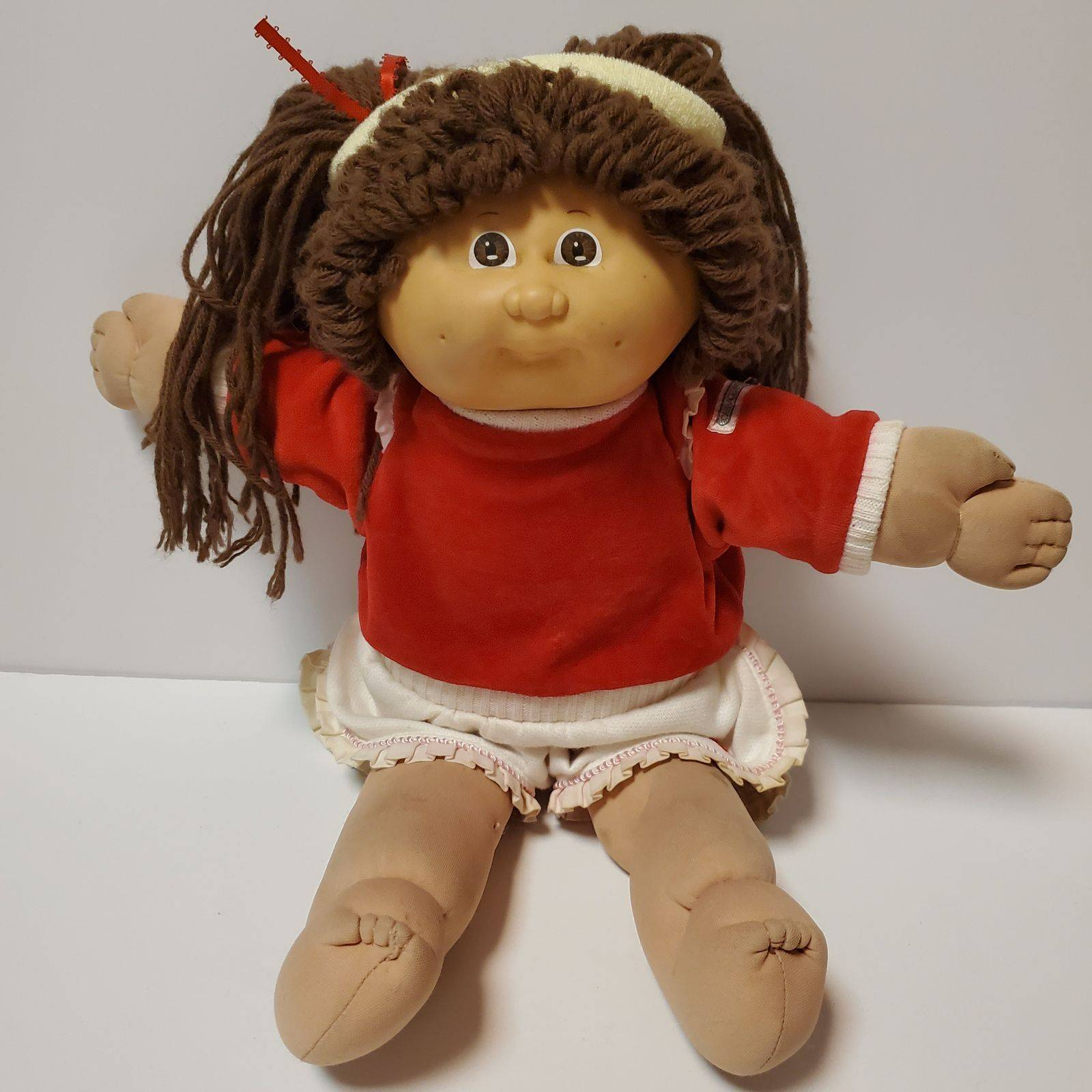 Vintage 90's Cabbage Patch Kids Doll