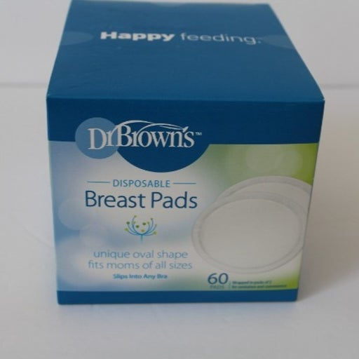New Dr. Brown's Disposable Breast Pads
