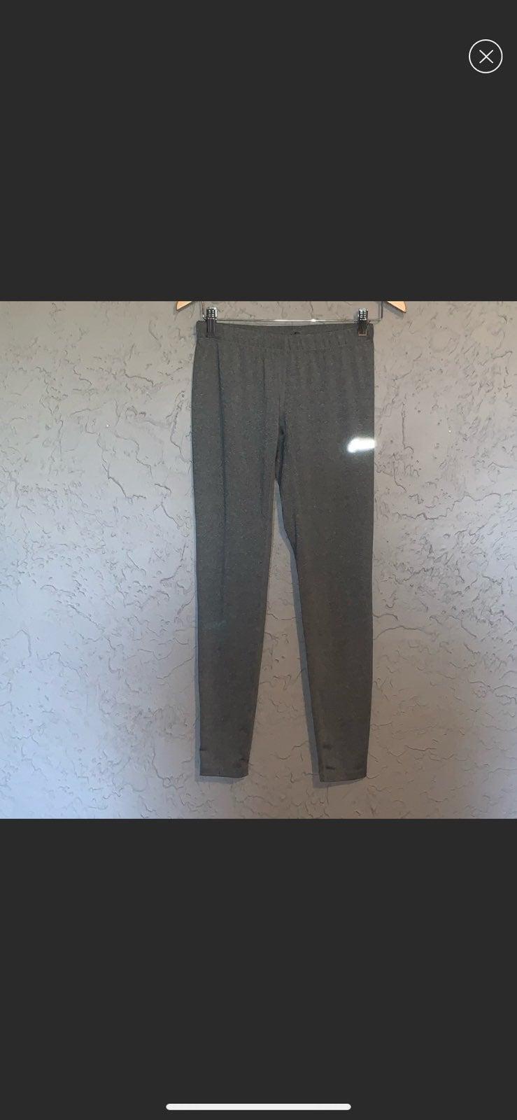 ASICS Women's Workout Leggings M Grey