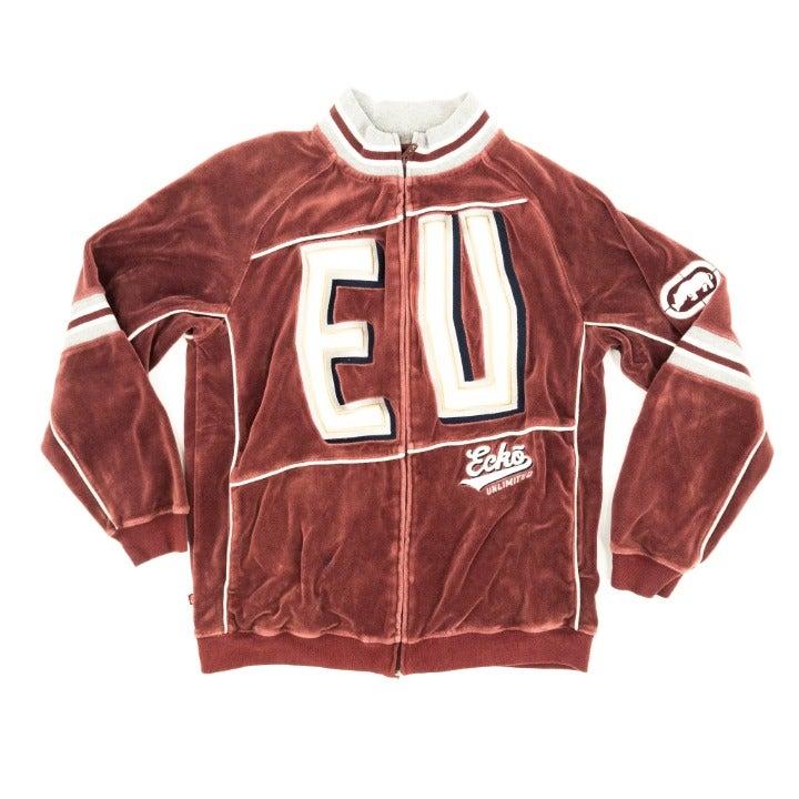 Ecko Unlimited Track Jacket Full Zip Md