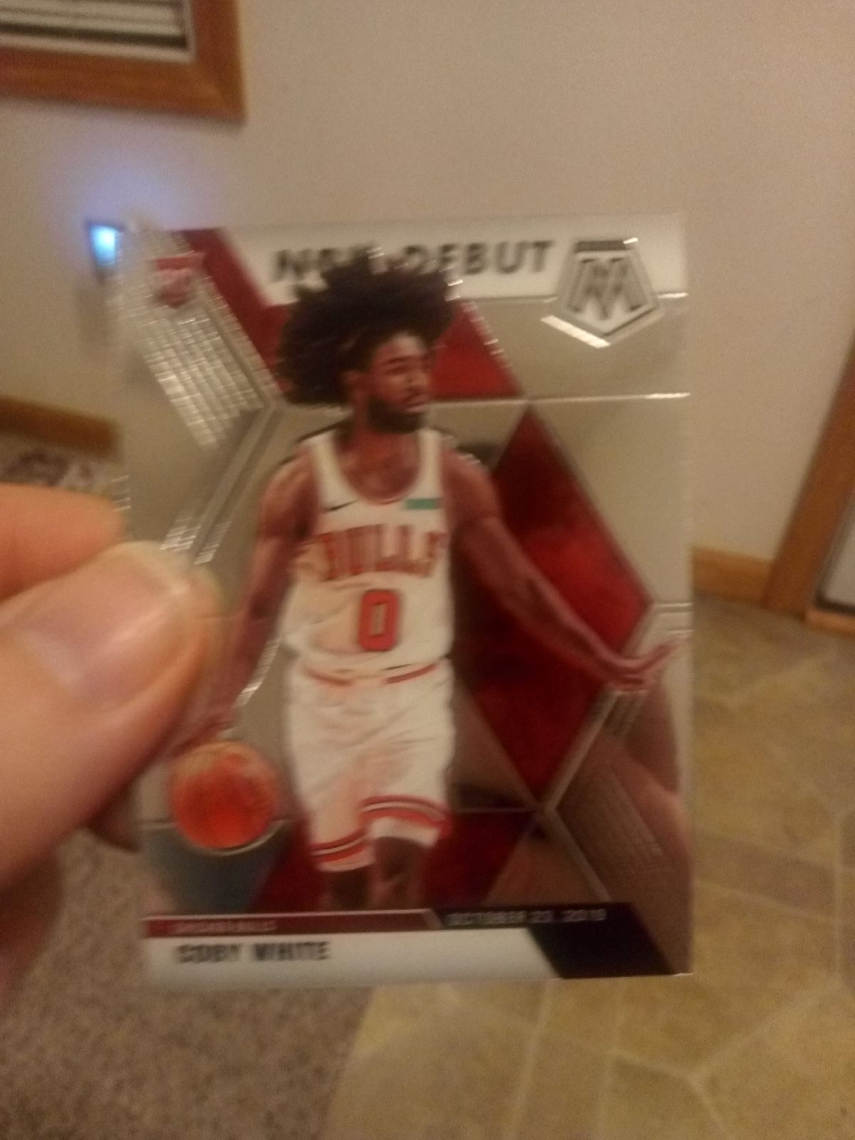 Mosaic Coby white Rookie Mint
