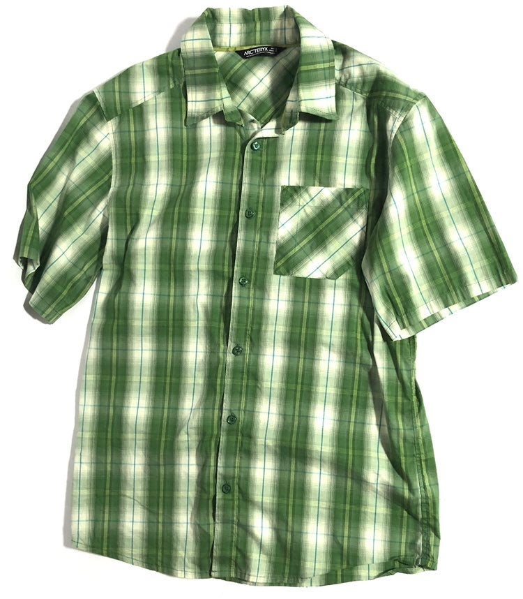 Arc'teryx Mens Button Up Shirt small