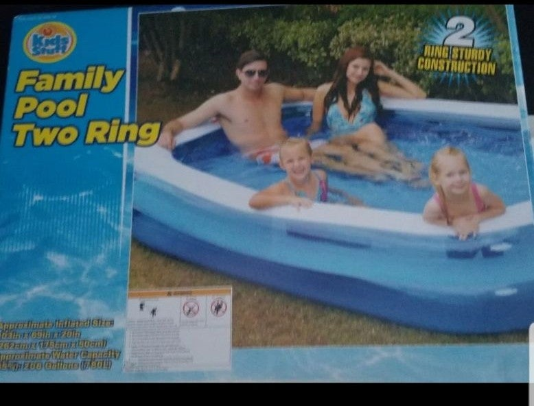 New Family Pool