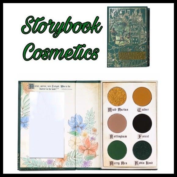 Storybook Cosmetics Eyeshadow Palette