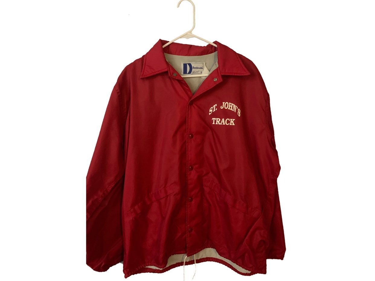 Vintage St. Johns Track Jacket