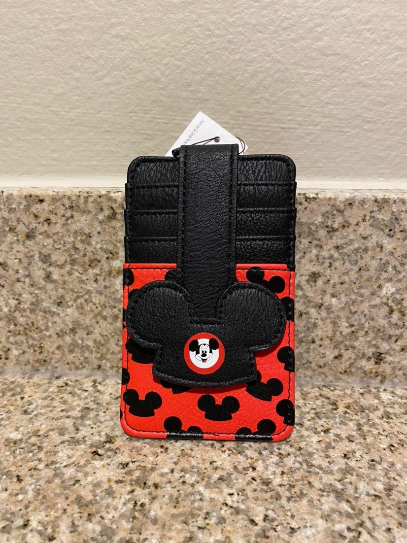Disney Mickey Hat Cardholder