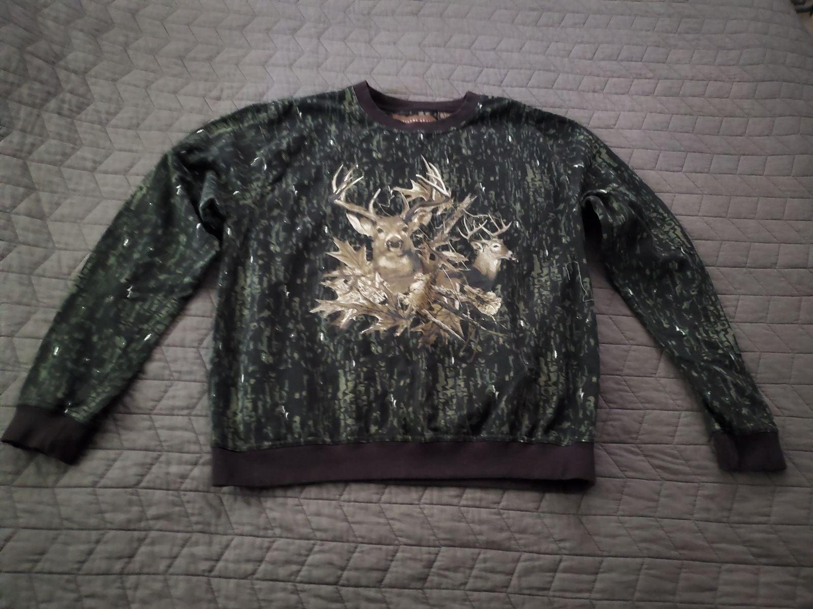 Woodland Trail Sweatshirt L