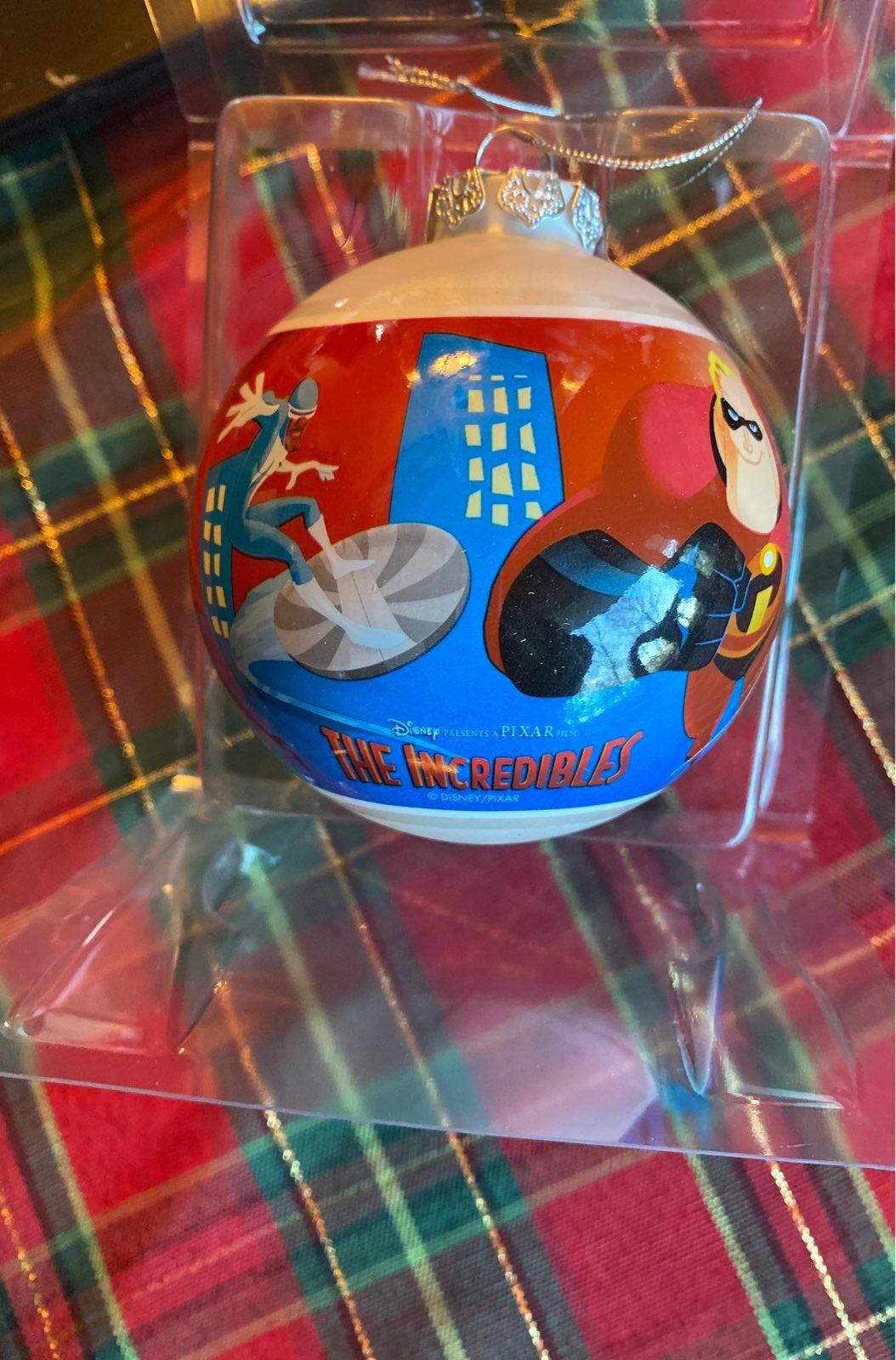 Disney Pixar The Incredibles ornament