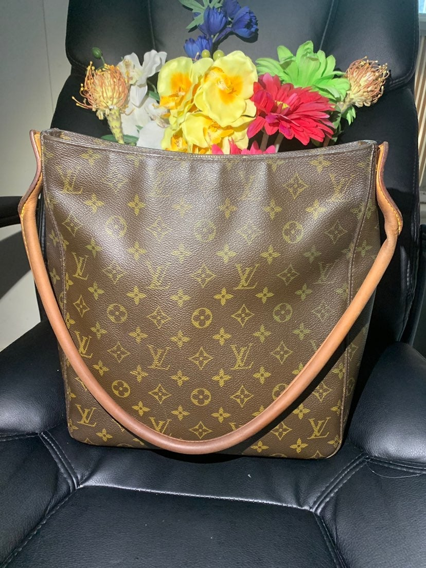 Authentic Louis Vuitton Looping GM
