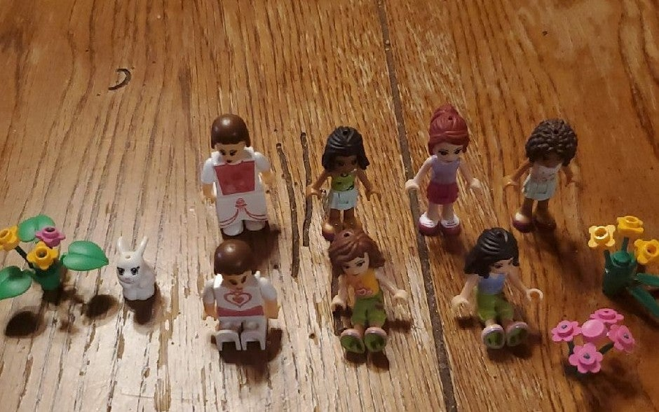 Princess fairytale castle Legos