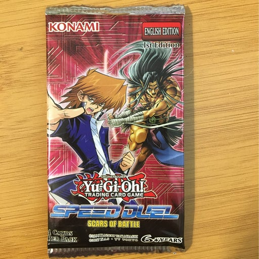 Lot of 4 Yu-Gi-Oh .. Speed Duel
