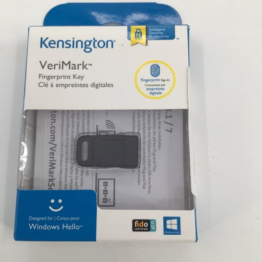 Fingerprint Key Reader