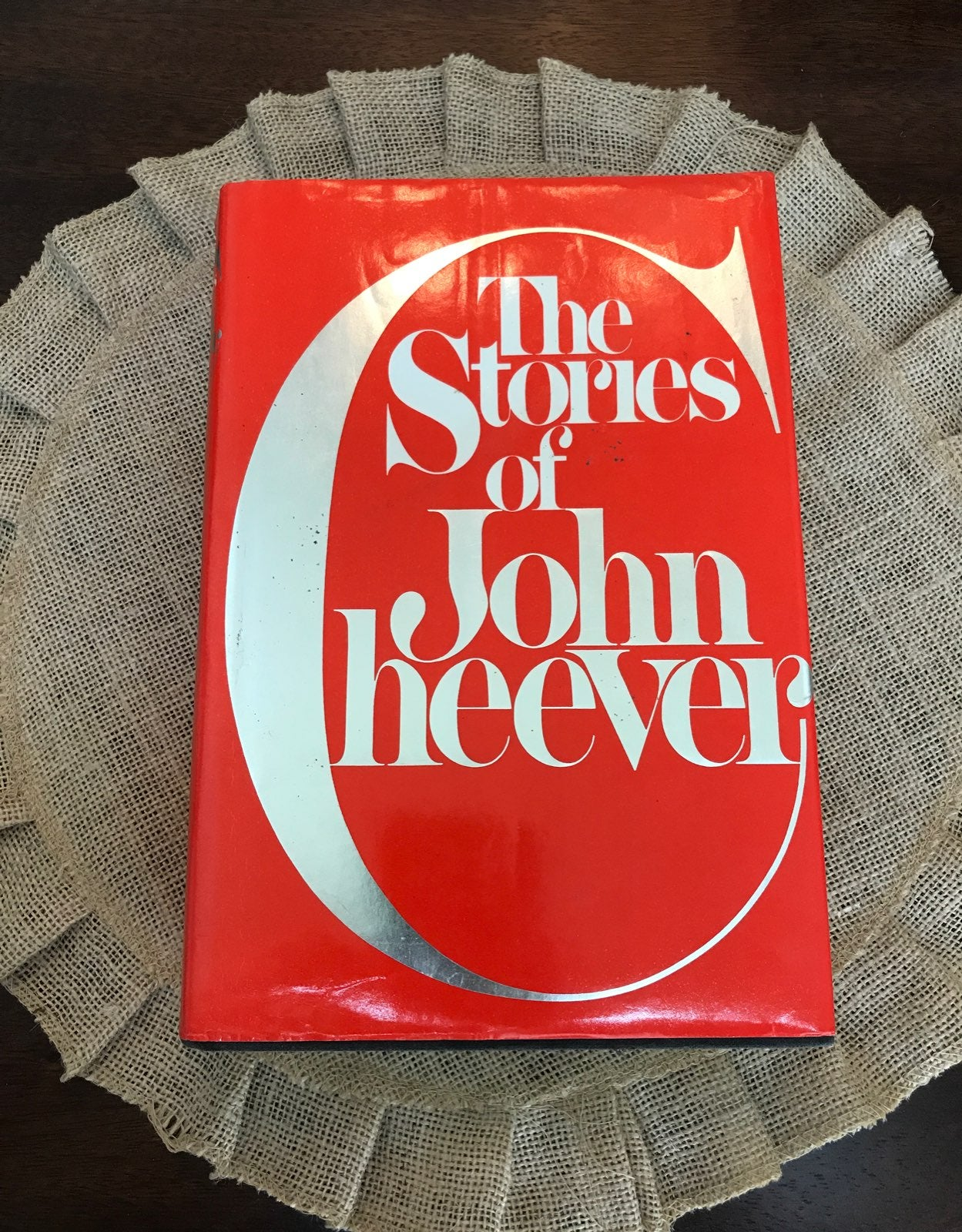 The Stories of John Cheever Book
