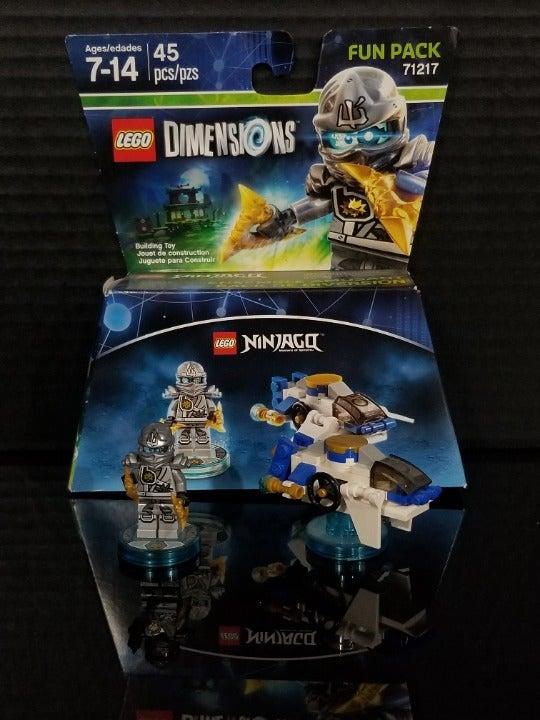 LEGO Dimensions Ninjago 71217 Zane