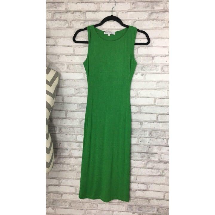 Velvet Torch green Dress size XS