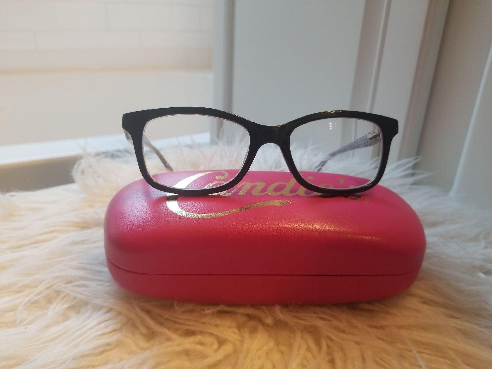 Candies glasses